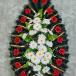 Ритуальний вінок_74