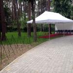 Аренда ритуального шатра
