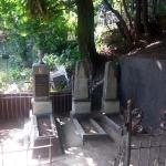 Уборка могилы ПОСЛЕ