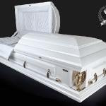 Саркофаг Эксклюзив «Ангел» белый
