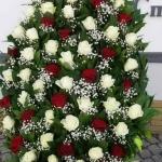 Вінок з живих квітів_13
