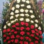 Вінок з живих квітів_6