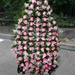 Вінок з живих квітів_29