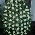 Вінок з живих квітів_25