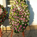 Вінок з живих квітів_27