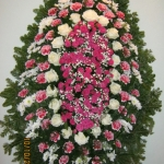 Вінок з живих квітів_69