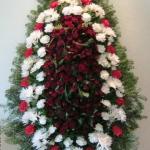 Вінок з живих квітів_71