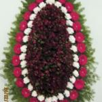 Вінок з живих квітів_78