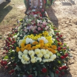 Оформлення могили після похорону