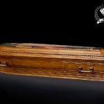 VIP casket «Kartyna»
