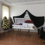 VIP funeral