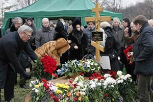 Захоронение христианина, как вести себя на кладбище